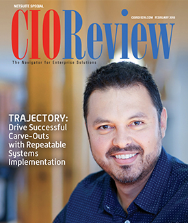 CIO Review: Interview with Alex Olano from Trajectory Group
